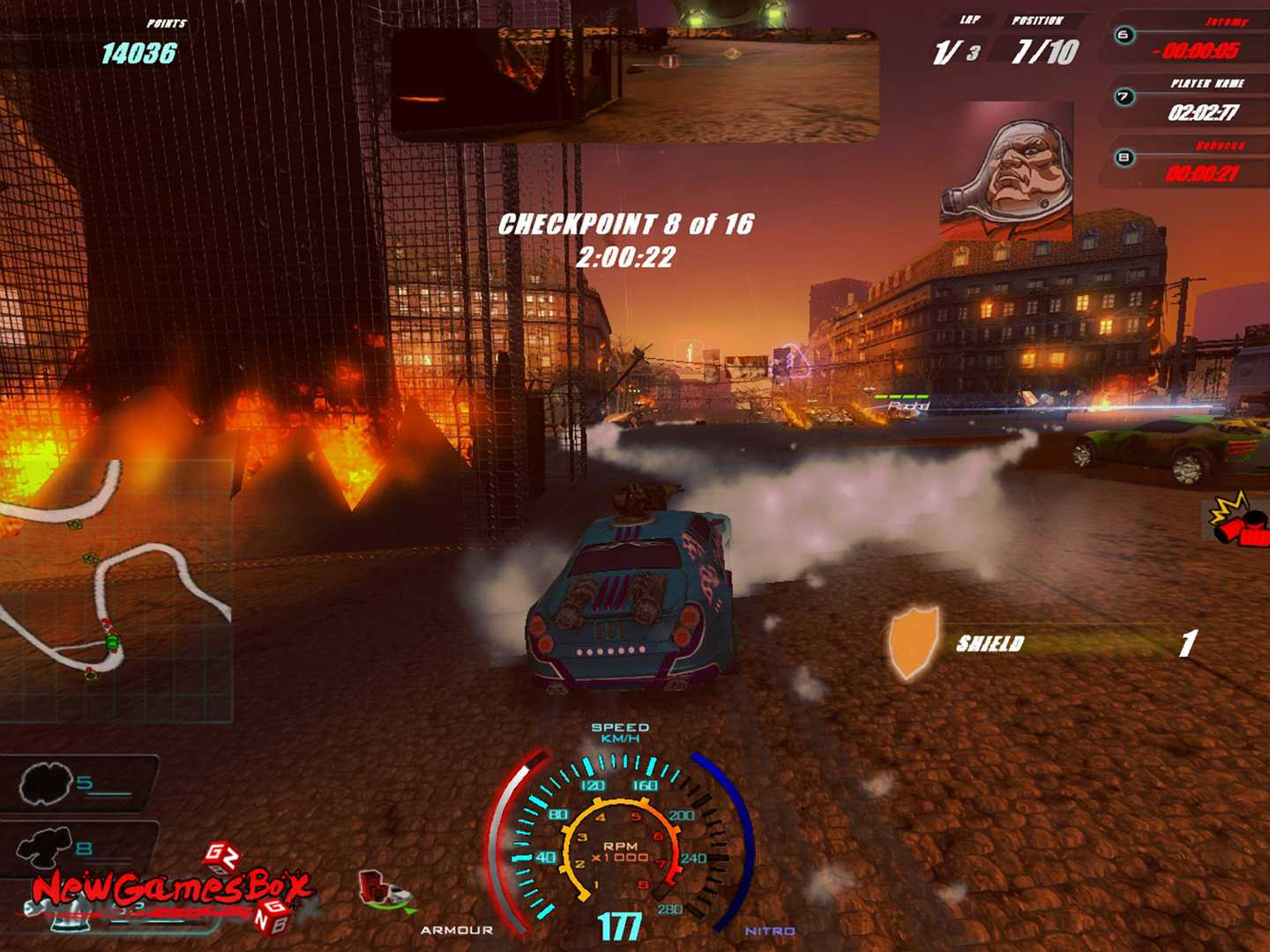 death track resurrection pc game free download