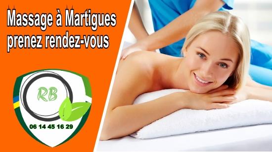 Massage à Martigues, prenez rendez-vous;