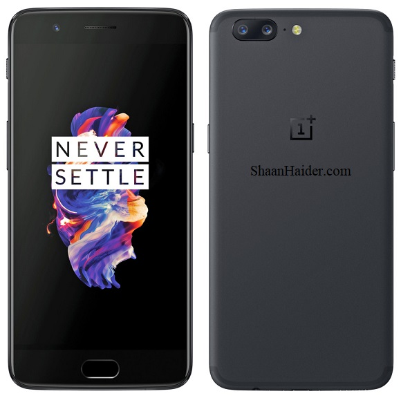 OnePlus 5 : Full Hardware Specs, Features, Prices and Availability