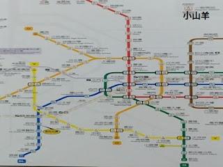 環狀線地圖2020
