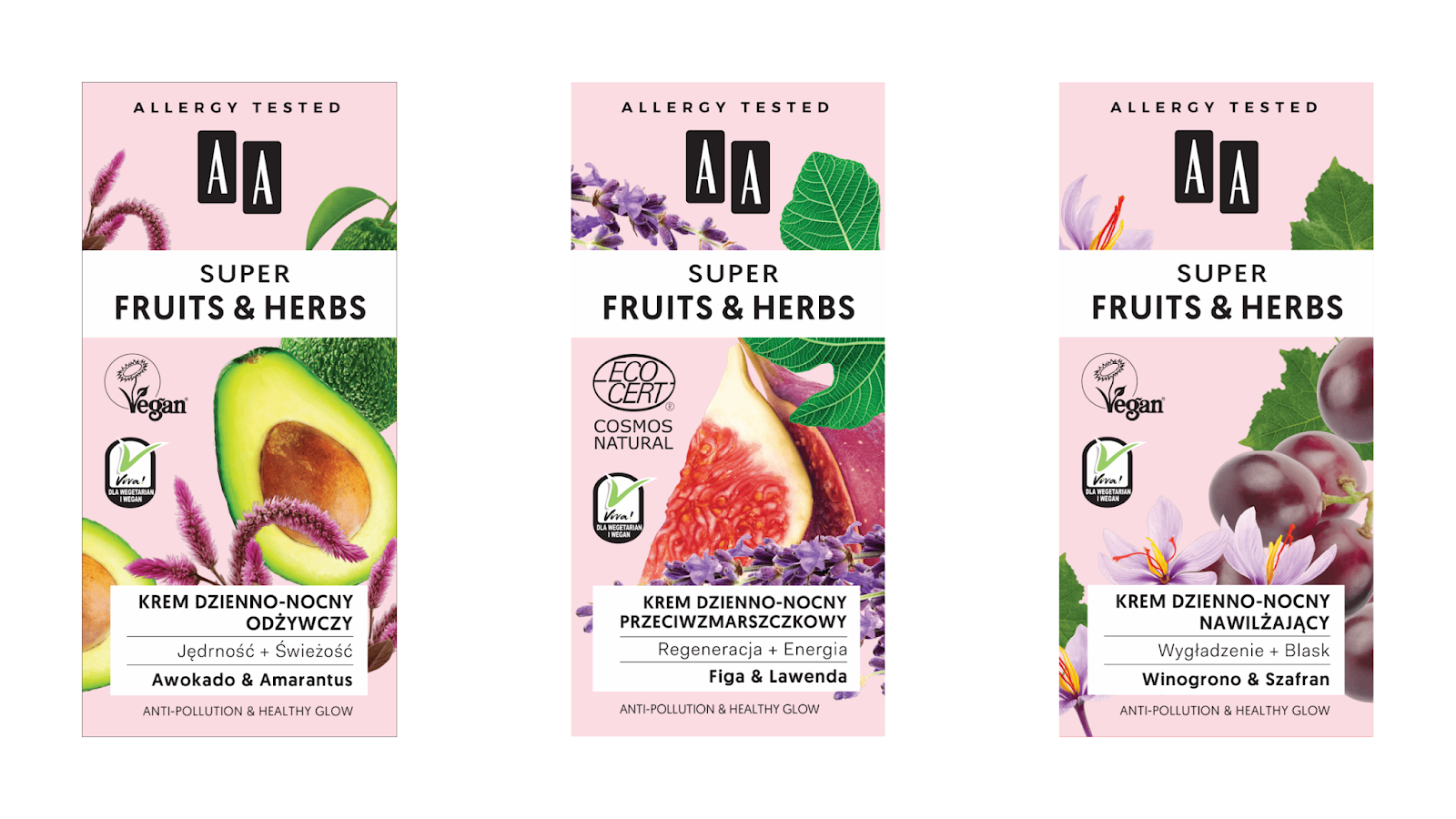 AA Super Fruits and Herbs