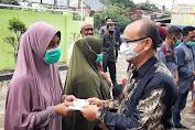 Baitul Mal Aceh Bantu 25 Korban Kebakaran di Aceh Tamiang