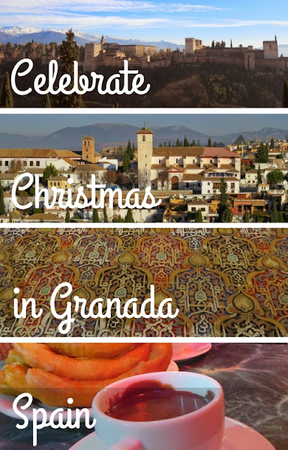 Celebrate Christmas in Granada, Spain: The Perfect 5-Day Trip