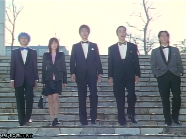 Mirai Sentai Timeranger Case File 06-11 Subtitle Indonesia