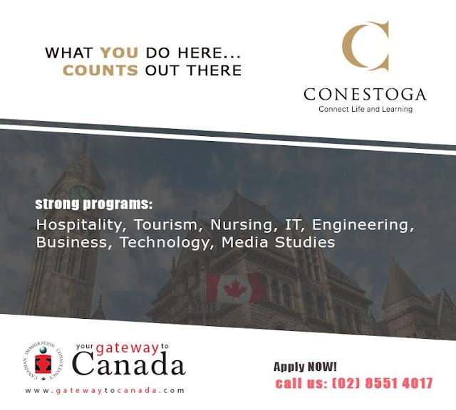 Conestoga College (CC) - Kitchener, Ontario