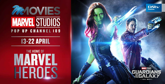 M-Net Movies Creates A 10-day Marvel Studios Pop-Up Channel On DStv Premium