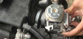 Cara Menggunakan Cuk Agar Irit Bensin Pada Motor