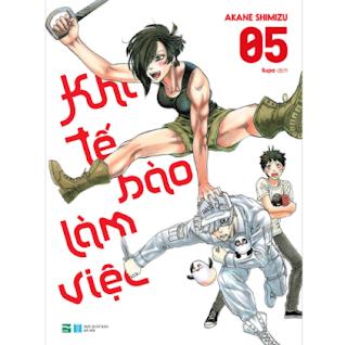 Khi Tế Bào Làm Việc - Tập 5 ebook PDF EPUB AWZ3 PRC MOBI