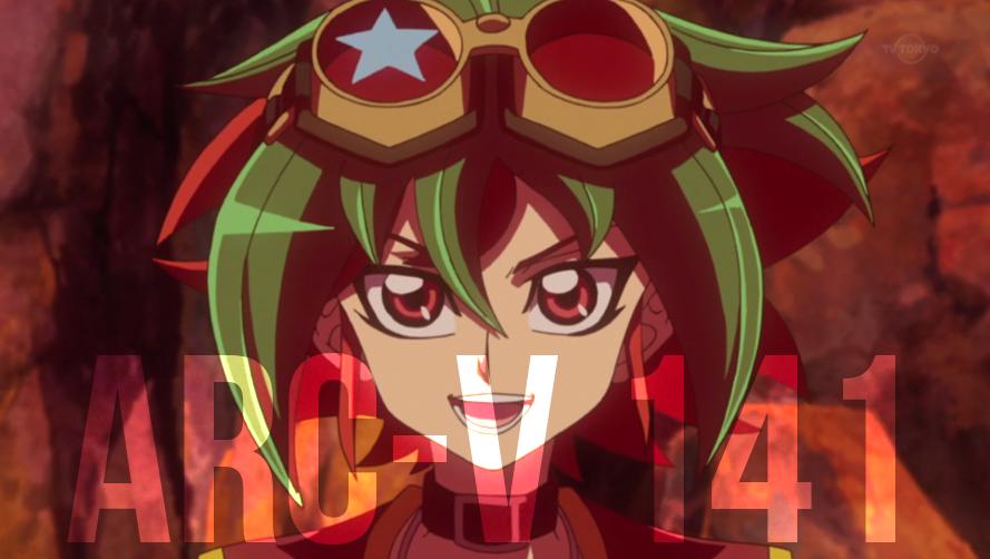 Yu-Gi-Oh! Arc-V Episódio 141