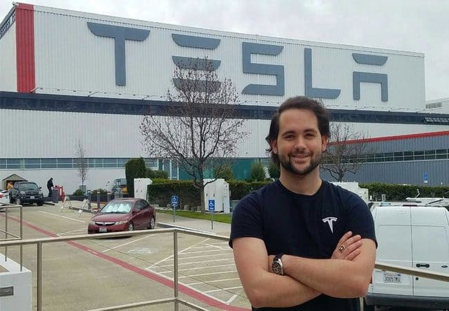 Here's How After Few Months Of Coding, My Friend Got An Internship At Tesla