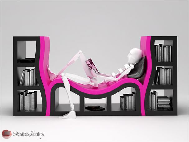 70 Best Bookshelf Designs 70