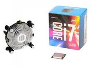 INTEL Processor Core i7-7700