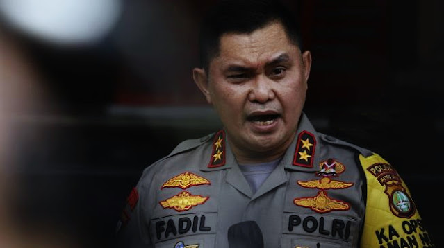 Usai Dor 6 Laskar, Kapolda Ancam Jemput Paksa Habib Rizieq