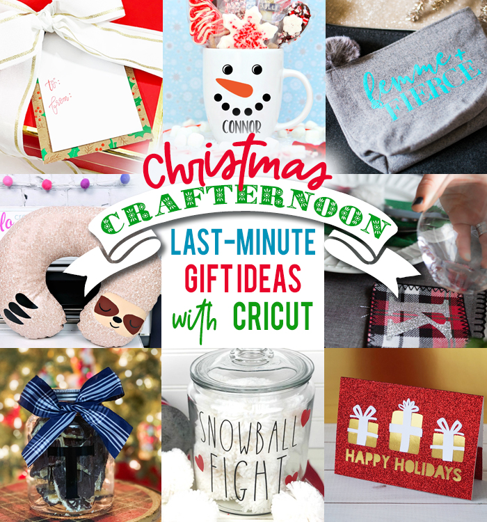 8 Cricut Last-Minute Gift Ideas