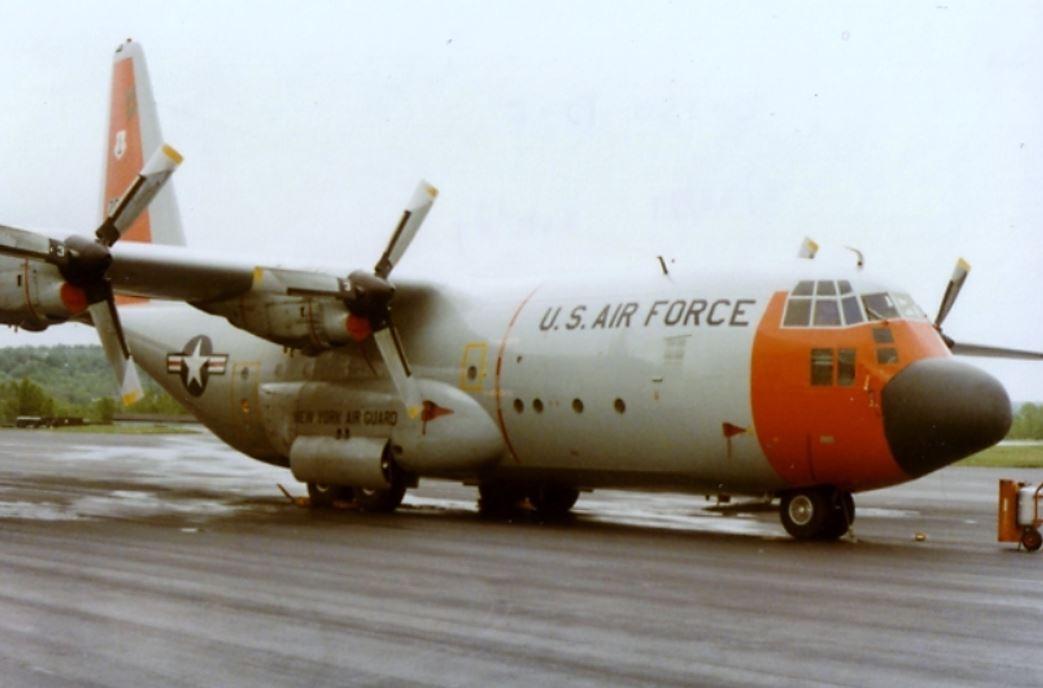 C-130D Hercules