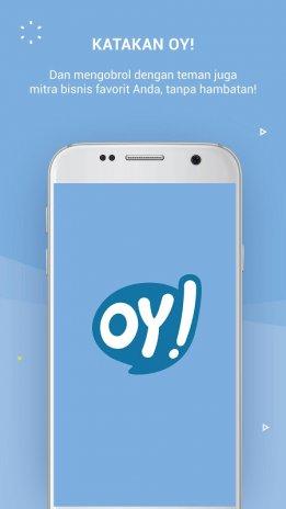 Oy! Messenger, Kini dan Dulu