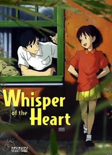 Whisper of the Heart วันนั้น…วันไหน หัวใจจะเป็นสีชมพู
