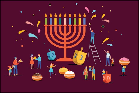 Chanukkah 2020 Messages In Hebrew