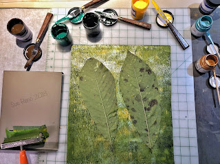 Monoprints_Sue Reno_Image 1