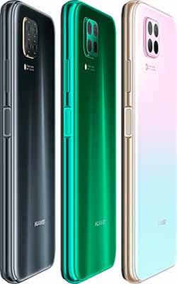 Huawei P40 lite Specs