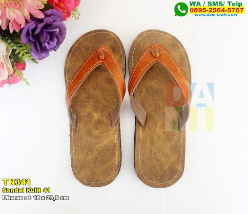 Sandal Kulit 41
