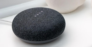 google nest mini - smart home