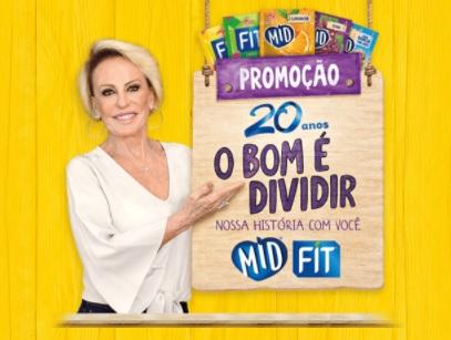 Cadastrar Nova Promoção MID e FIT 2021 O Bom é Dividir - Participar, Prêmios e Ganhadores