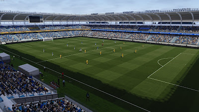 PES 2021 Stadium Aker Stadion