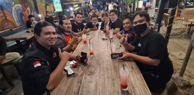 Ngabuburide dan Nobar Motogp Jerez 2021 Bareng Yamaha Bali
