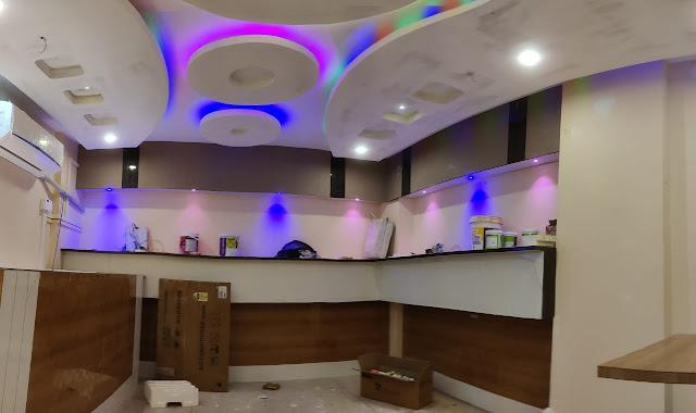 Shop Interior Design by naikconstruction.com builders Goa