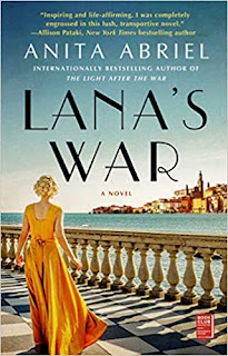Book Review and GIVEAWAY: Lana's War, by Anita Abriel {ends 1/21}