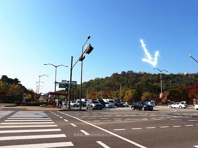 Cara Menuju Haneul Park
