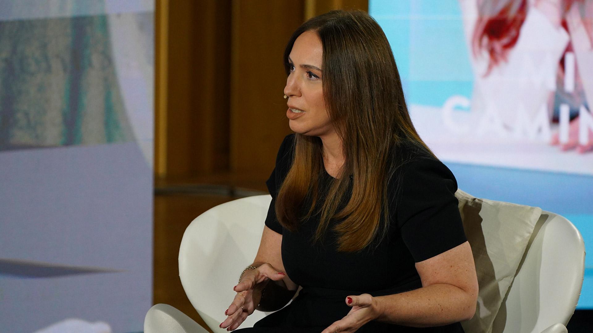 """Para Vidal, Cristina """"es la máxima responsable"""" de la crisis del Gobierno"""