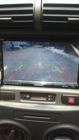 Kamera Parkir Grand New Veloz Toyota Agya Trd 2017 Diy Pasang Mundur Mobil Xenia Avanza Rear Camera Mas Cecep Memasang Sendiri