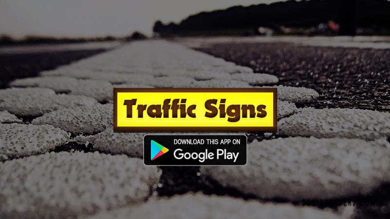 Premium Learning Apps - Traffic Signs Guide Tanzania - Android App
