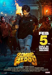 Download Zombie Reddy (2021) In Hindi Dual Audio 720p HDRip