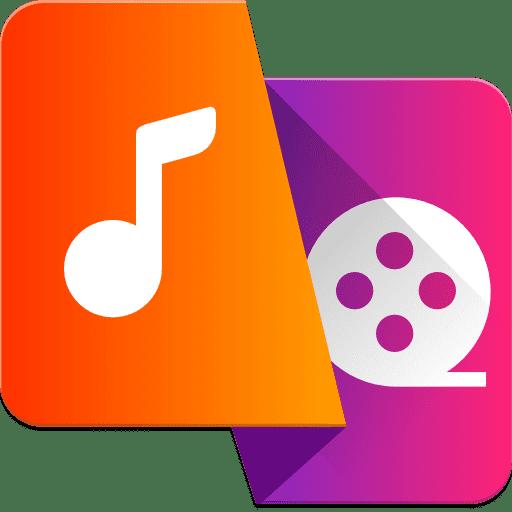 تحويل الفيديو MP3 وقص الاغاني وقص الفيديو