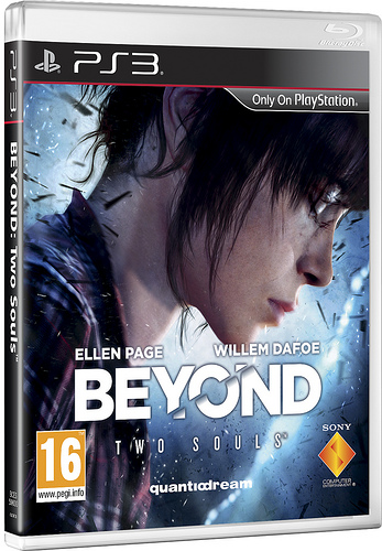 Beyond Two Souls Box Revealed