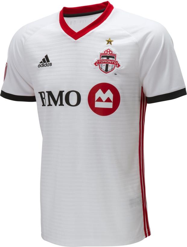 Adidas lança camisa reserva do Toronto FC para a MLS 2018 - Show de ... 7850049b958dd