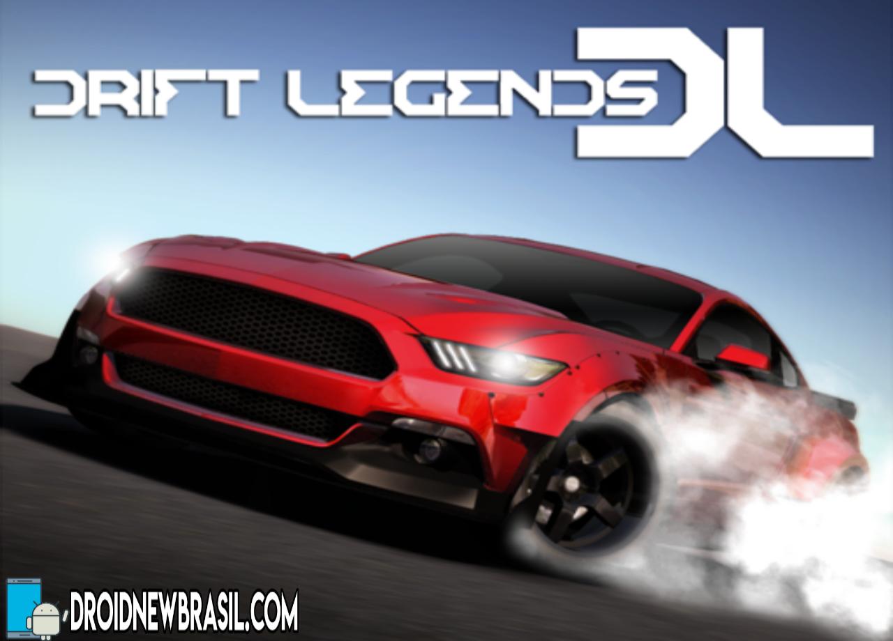 Drift Legends v1.8.3 Apk Mod – OBB