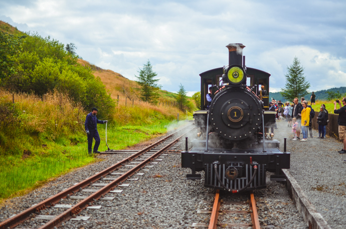 Brecon Beacons, South Wales with Children, exploring the Brecon beacons, Brecon Mountain railway