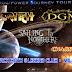 """Sabato 30 Marzo @ Legend Club Milano """"A Prog Power Journey Tour 2018"""" Eldritch / DGM / Sailing To Nowhere plus guest Chaosm"""