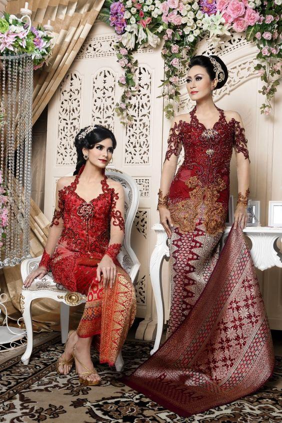 1000+ ideas about Kebaya on Pinterest  Batik Dress