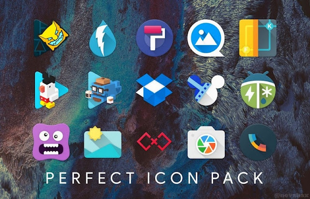 Perfect icon pack full APK