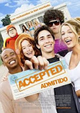 pelicula Admitido (Accepted) (2006)