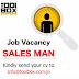 مطلوب موظفي مبيعات للعمل لدى شركة شركة رائدة في مجال العدد اليدوية في عمان