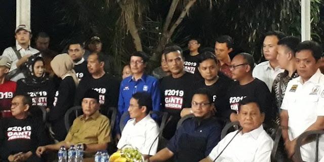 Terungkap, Begini Ulah PKS Untuk Hancurkan Elektabilitas Jokowi dan Menangkan Prabowo