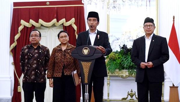 Klaim Jokowi Terkait Penambahan Kuota Haji Sebanyak 52.200