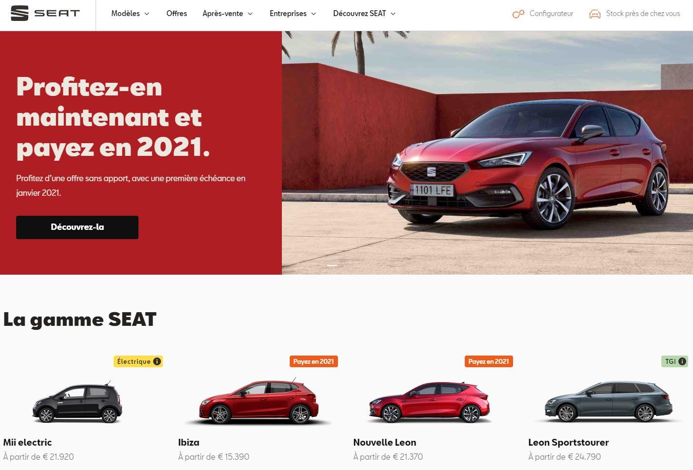 Où acheter un véhicule Seat à Lyon ?
