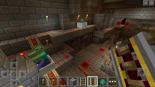 Minecraft Pocket Edition Apk v1.1.1.51 Terbaru Full